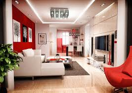 Red And White Living Room Decorating Black White And Red Living Rooms House Decor