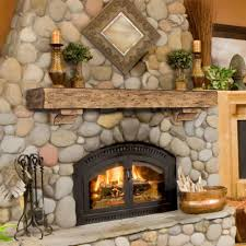 interior rustic fireplace mantel shelf decorative shelves wood design ideas reclaimed antique mantels and
