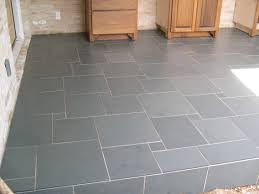 Slate Floor Tiles For Kitchen 12x24 Slate Tile Flooring All About Flooring Designs