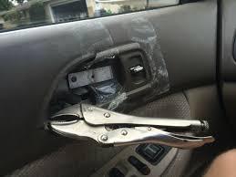 broken car door handle not anymore