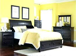 black white grey and yellow bedroom ideas bedroo