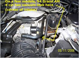 check engine light codes code 35 erratic engine idle for 1993 pontiac grand am 2 3l engine