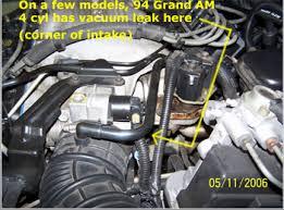 check engine light codes code 35 erratic engine idle for 1993 pontiac grand am 2 3l engine