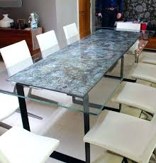 custom glass table tops glass table top