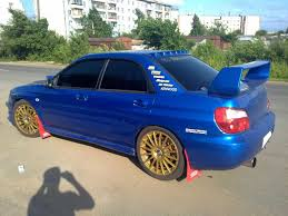2004 Subaru Impreza WRX STI Pictures, 2.0l., Gasoline, Manual For Sale