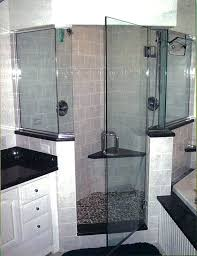 glass shower wall panels with door frame walls home depot