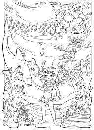 Small Picture Fresh Underwater Coloring Pages 67 About Remodel Coloring for Kids