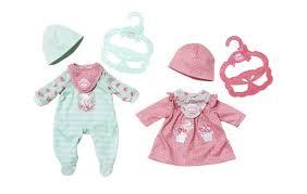 <b>Zapf</b> Creation <b>Одежда для куклы</b> Baby Annabell 36 см ...