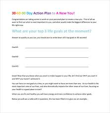30 60 90 Business Plan 30 60 90 Day Action Plan 10 Documents In Pdf Word