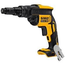 dewalt screw gun. dewalt 20-volt max xr lithium-ion cordless screwgun with adjustable torque (tool-only)-dcf622b - the home depot dewalt screw gun