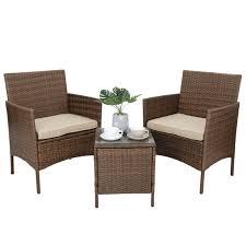 pe rattan wicker patio furniture