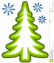 73 best photos of green christmas tree clipart