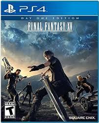 Final Fantasy XV - PlayStation 4: Square Enix LLC ... - Amazon.com