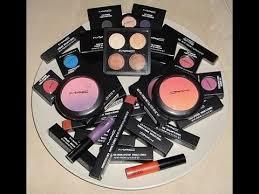 mac cosmetics haul
