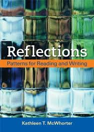 Reflections Patterns For Reading And Writing