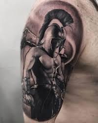 Gladiator Tattoo Inkstylemag