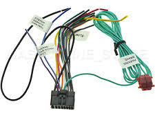 pioneer car audio & video wire harnesses for 3200 ebay pioneer avh-x2800bs installation manual at Pioneer Avh X1500dvd Wiring Harness