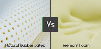latex vs memory foam mattress. Exellent Latex Comparision Of Latex Mattress Vs Memory Foam Intended Vs