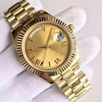 whole mens self winding watches buy cheap mens self winding men s mens self winding watches 2017 new ct gold daydate mm self winding mechanical movement
