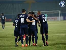 مشاهدة مباراة بيراميدز ضد المقاولون العرب بث مباشر اليوم 16-7-2021 بالدوري  المصري