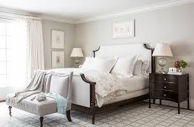Master bedroom paint colors furniture Paint Ideas Pair Of Glass Lamps Give Light Airy Feelingwithout Drop Of Robertsonthomas Tips For Decorating With Neutrals