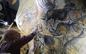chauvet cave art paintings france
