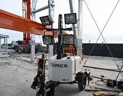 Terex Rl4 Light Tower