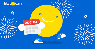 Free Tiket Find Out The Reasons Why August Is A Worry Free Month