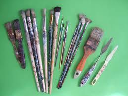 len hend s artist brushes