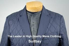 40S SAVILE ROW 2 Button Navy Blue Quilted Sport Coat 40 Short ... & 100% Customer Satisfaction Guaranteed Adamdwight.com