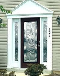 exterior door glass inserts home depot breathtaking entry door inserts decorative glass front door decorative glass