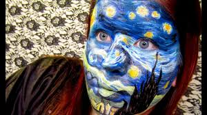 starry night makeup tribute you