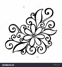 Small Picture Beautiful Flower Designs Easy