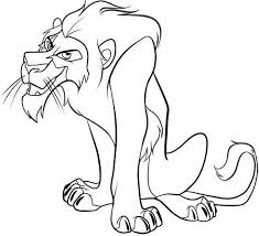 Small Picture Bad Scar The Lion King Lions And Tigers Pinterest Lions