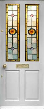 bargain stained glass doors