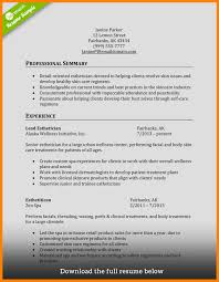 Cosmetology Resume Samples 100 cosmetologist resume examples prome so banko 21