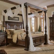 Bedroom: Best King Size Canopy Bed For Elegant Master Bedroom ...