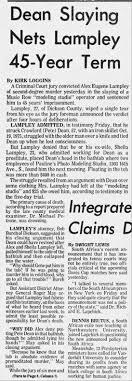 Alex Lampley Murderer 12 mar 1978 - Newspapers.com