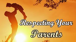 quotes about respect your parents quotes