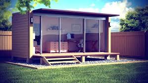 Backyard Office Shed Ideas Prefab Studio