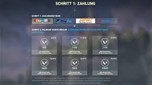 Valorant Points - Preise & Skins: Alles zur Premium-Währung