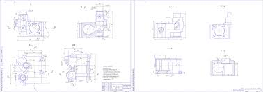 Курсовая работа по технологии машиностроения курсовое  Дипломный проект Проектирование участка механической обработки корпуса редуктора сервомеханизма