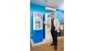 Drinking Water Vending Machine Malaysia Awesome WaterNet Sees Growth For Machines