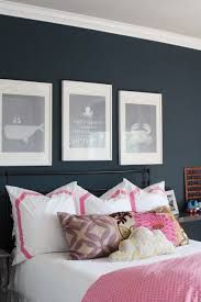 Pink And Blue Bedroom Gorgeous Color Scheme Try Benjamin Moore Polo Blue To Get This