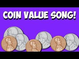 Coin Value Chart Elementary Coin Value Song Pennies Nickels Dimes Quarters Youtube
