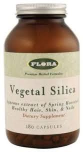 vegetable silica supplement