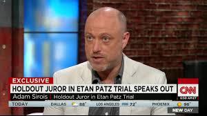 Etan Patz juror: Why I voted not gulity - CNN Video