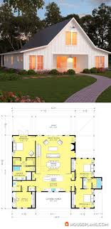 Modern Barn Home Designs Modern Farmhouse Plan 888 13 Architectnicholaslee Www