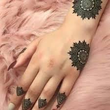Like in the year 2018 the designs were different but now in 2019, the so i have provided some mehndi design images. Simple Mehndi Design Patches Images Easy Mehndi Design