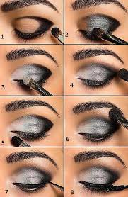 makeup step by step how to apply makeup and smokey eye on soft eye makeup soft